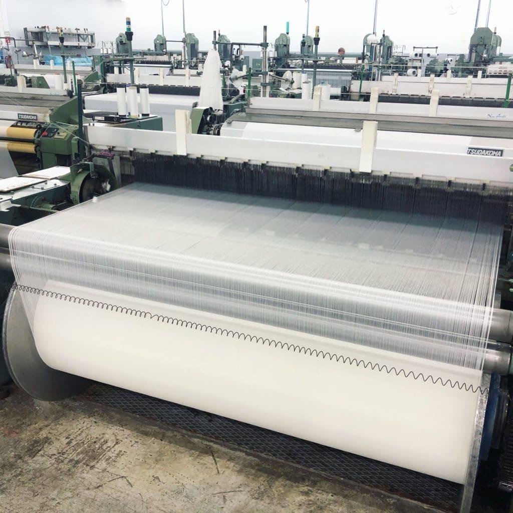 tissage textile