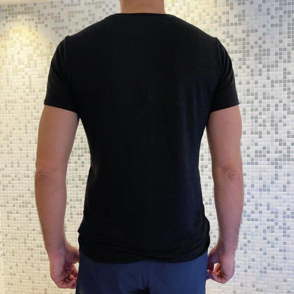 dos-tshirt-lin-noir